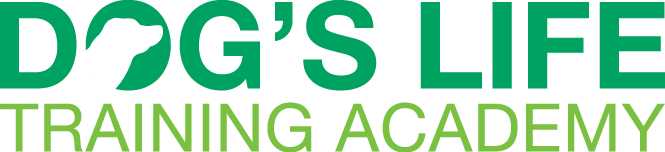 dogs life training academy logo
